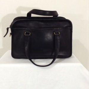 Vintage Coach (Flight) Handbag